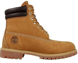 Buty męskie Timberland 6 IN BOOT DOUBLE COLLAR WHEAT WATERPROOF (73540)