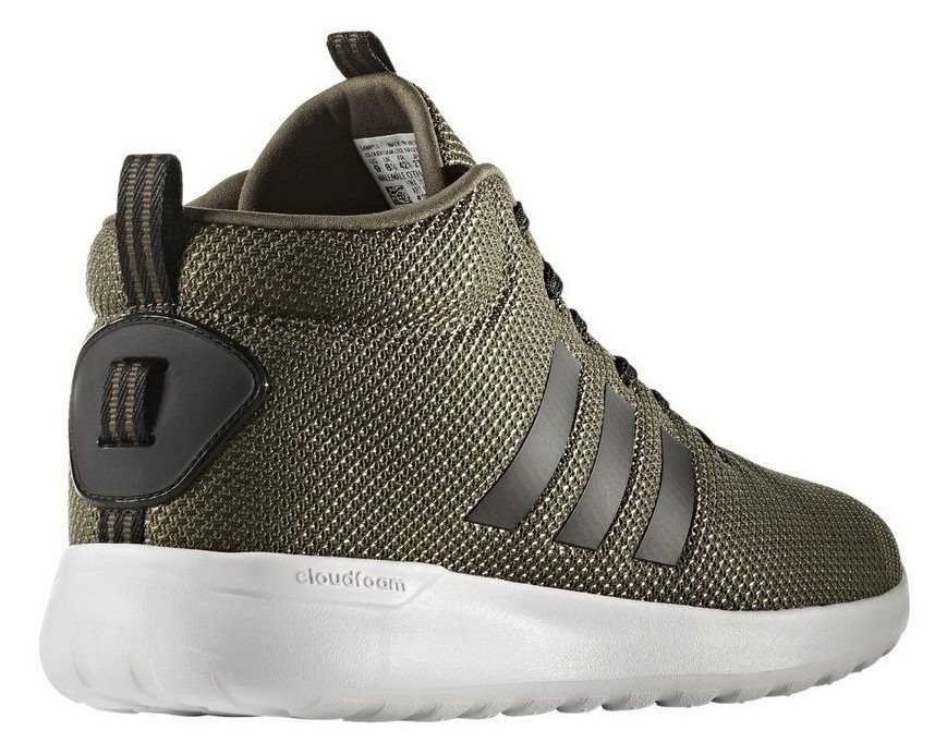 buty adidas neo cloudfoam footbed