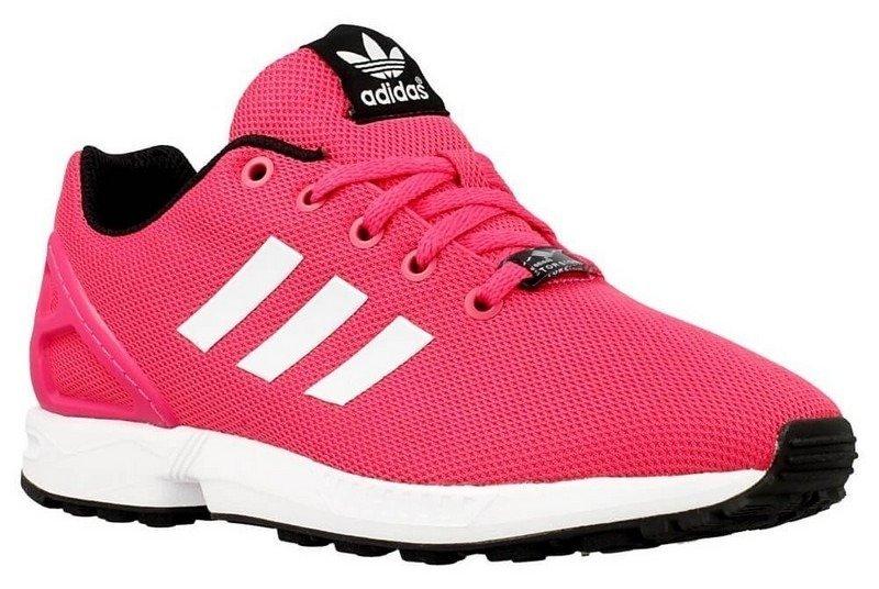 buty adidas damskie zx flux k s74952 różowe