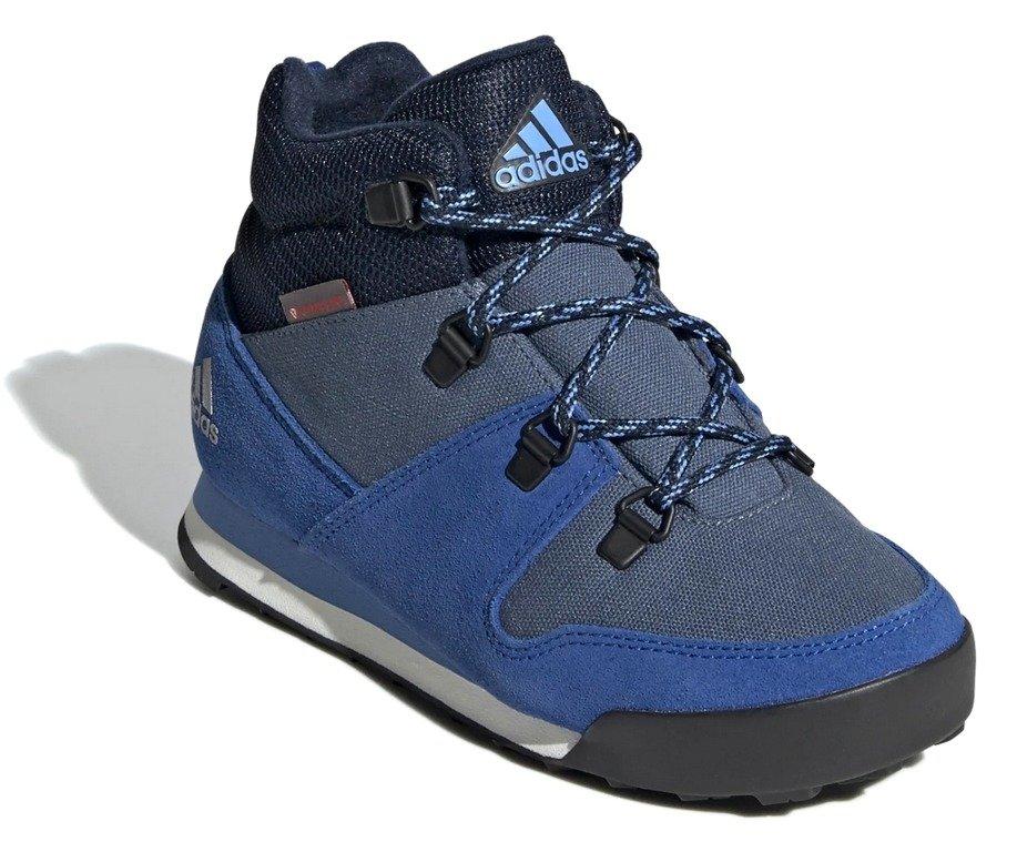 Buty Adidas CW SNOWPITCH K ClimaWarm Primaloft (G26575)