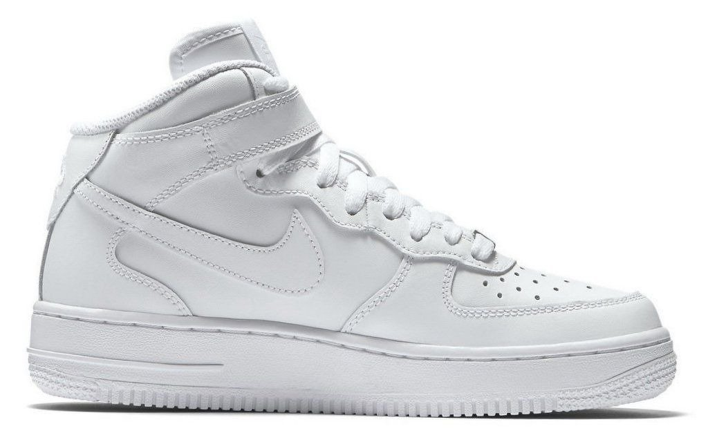 Buty NIKE AIR FORCE 1 MID GS (314195 113)
