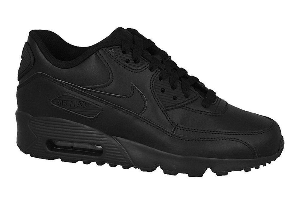 Buty Treningowe Nike Air Max 90 Czarny Damskie