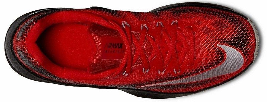 Buty NIKE AIR MAX INFURIATE (852457 600) czerwony
