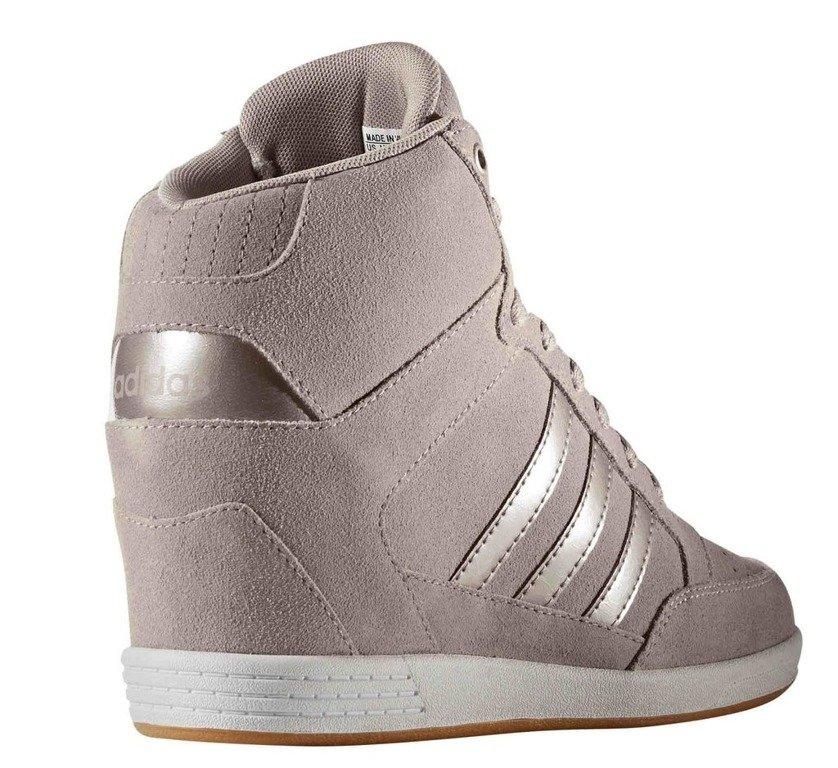 buty adidas neo damskie adidas super wedge