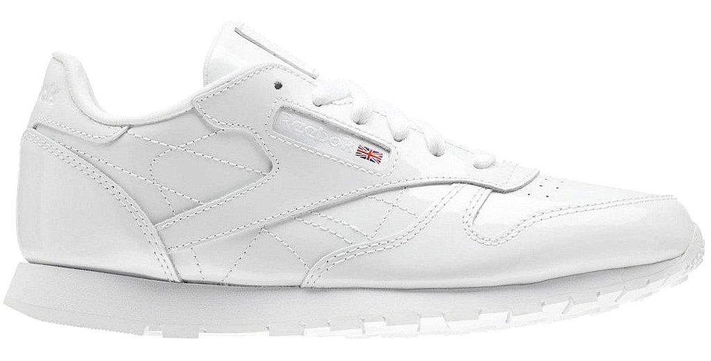 Buty Reebok Classic Leather Patent CN2063 White