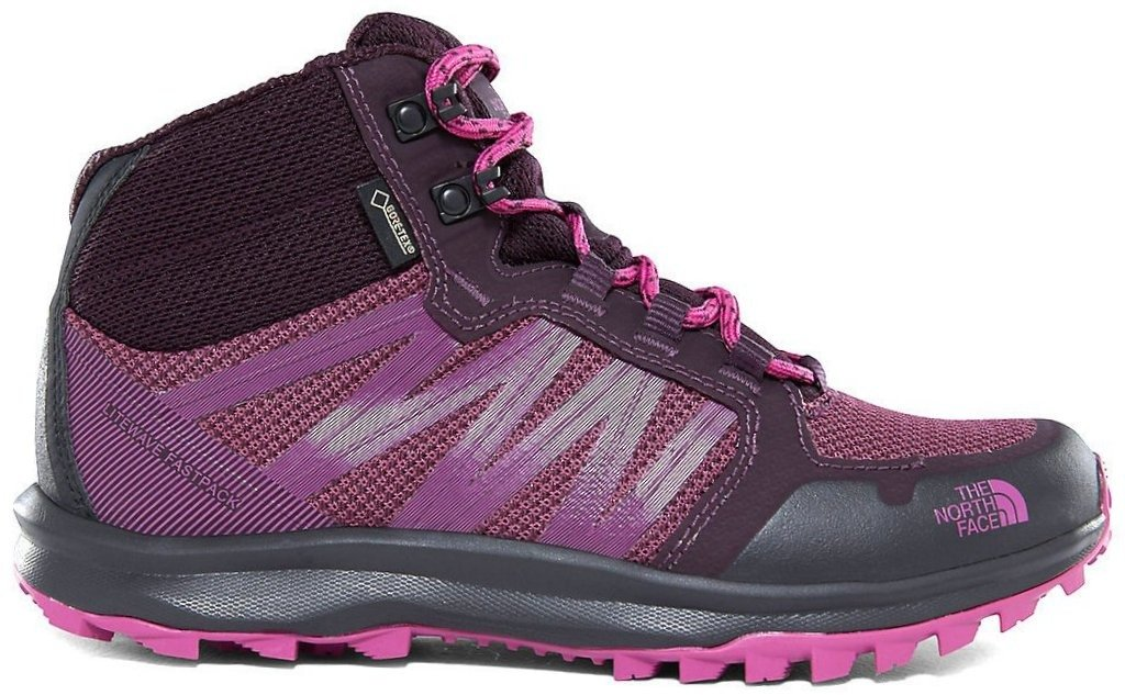 6f6f9bc0 ... Buty damskie The North Face LITEWAVE FASTPACK MID GTX GORE-TEX  (T93FX32KH) ...