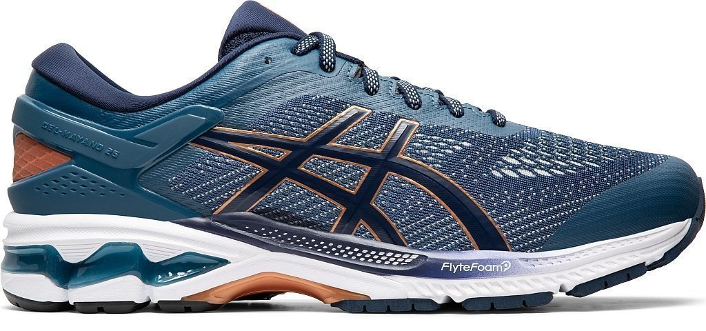 Buty do biegania ASICS GEL KAYANO 26 (1011A541 401)