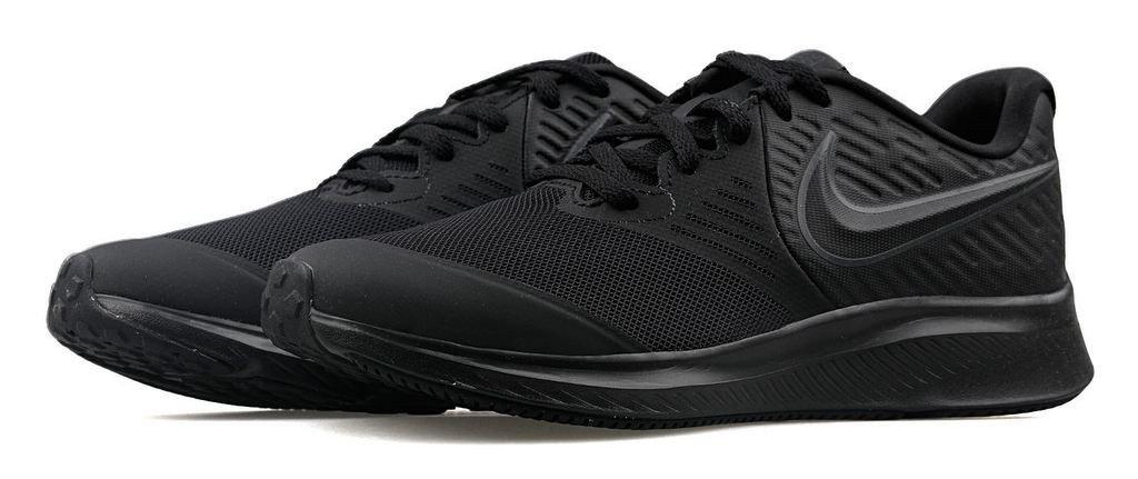 Buty do Biegania Nike Star Runner 2 (GS) AQ3542 003 w