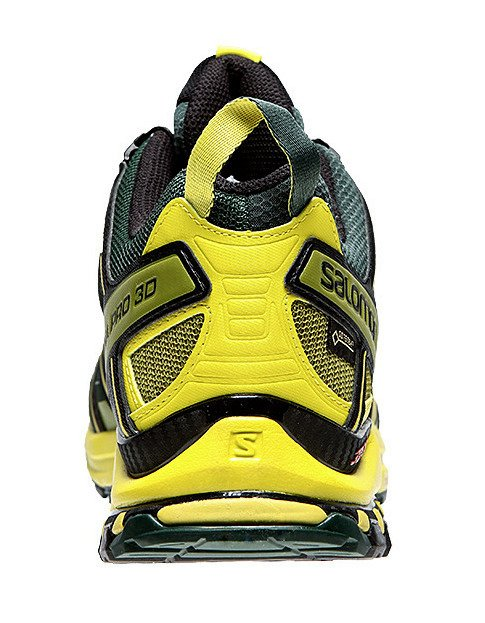 Buty do biegania męskie Salomon XA PRO 3D GTX Gore Tex (398526)