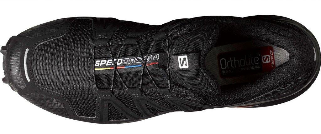 Buty do biegania w terenie SALOMON SPEEDCROSS 4 (383130)