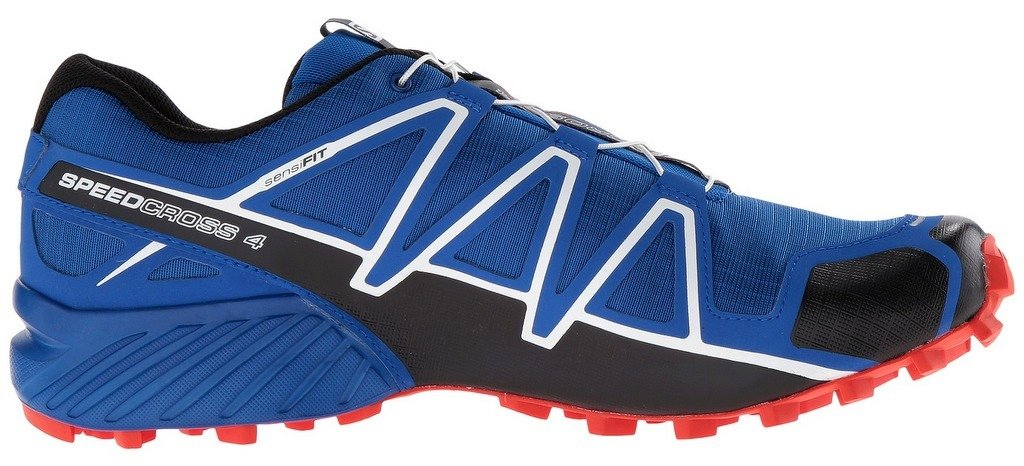 Buty do biegania w terenie SALOMON SPEEDCROSS 4 (383132)
