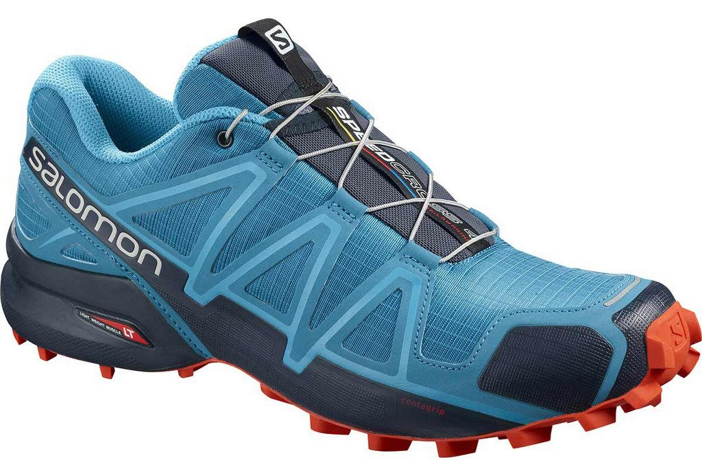 SALOMON Speedcross 4, nowe buty do biegania, wygodne