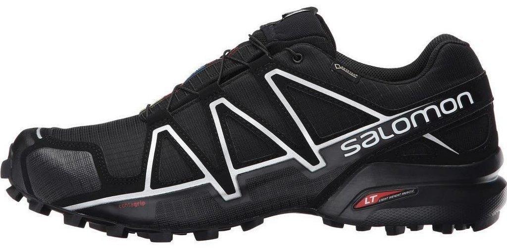 Buty do biegania w terenie SALOMON SPEEDCROSS 4 GTX Gore tex (383181)