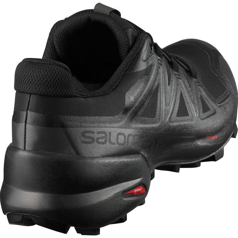 Buty do biegania w terenie SALOMON SPEEDCROSS 5 GTX Gore tex (407953)