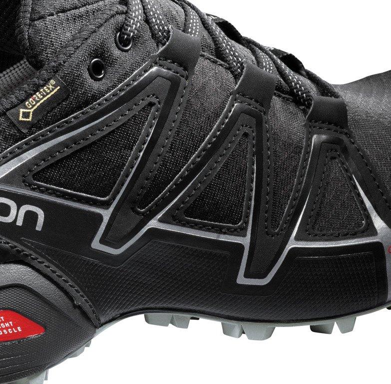 Buty do biegania w terenie SALOMON SPEEDCROSS VARIO 2 GTX Gore tex (398468)
