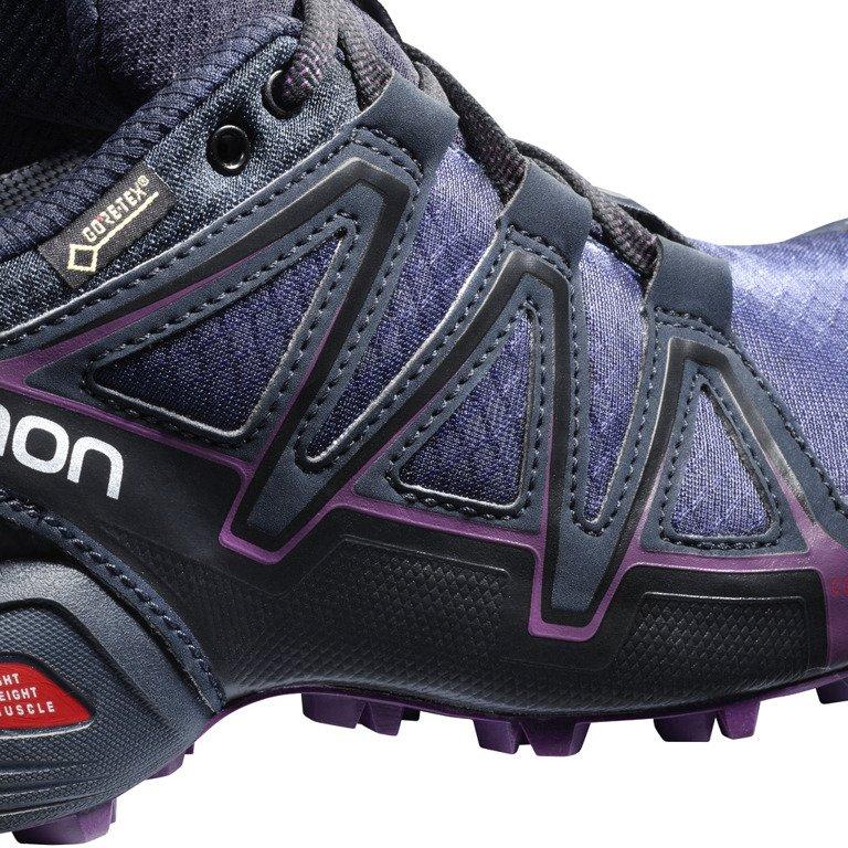 Buty do biegania w terenie SALOMON SPEEDCROSS VARIO 2 GTX Gore tex (398475)