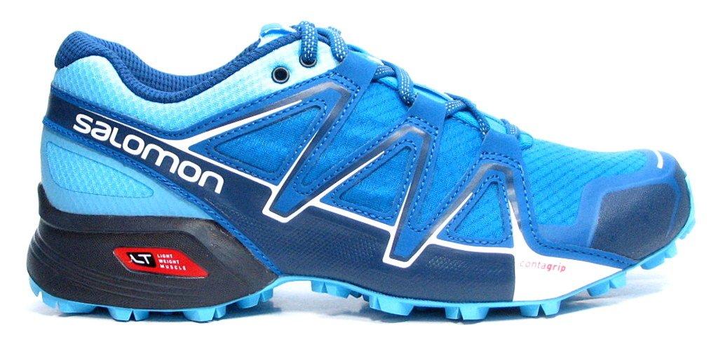 Buty do biegania w terenie SALOMON SPEEDCROSS VARIO 2 W (400714)
