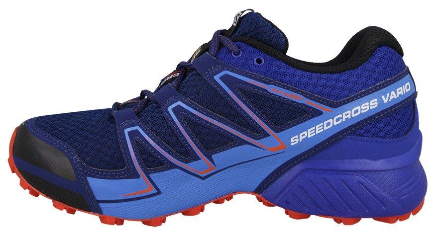 Buty do biegania w terenie SALOMON SPEEDCROSS VARIO GTX Gore tex (390548)