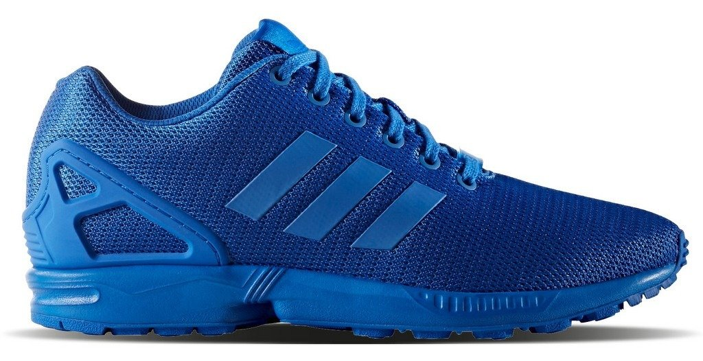 buty męskie adidas zx flux niebieskie