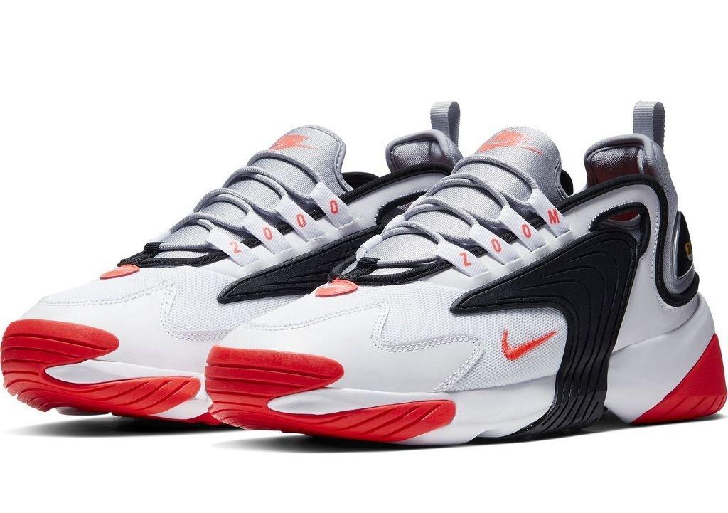 Nike Zoom 2K Męskie Szare (AO0269 011)