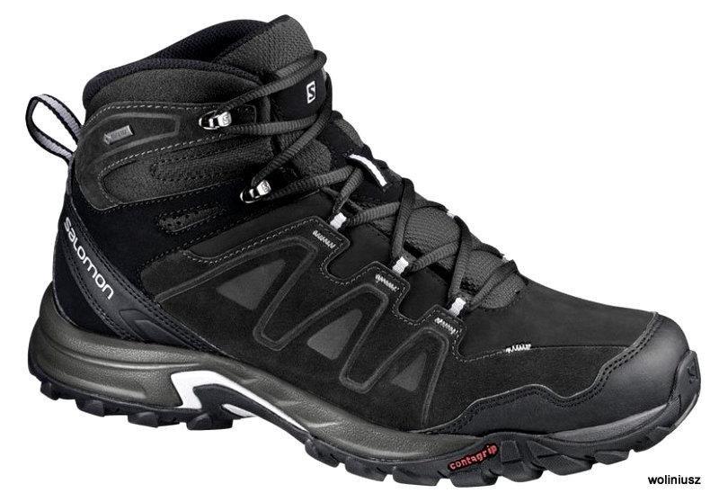 Buty trekkingowe SALOMON ESKAPE MID LTR GTX GORE TEX (373287)