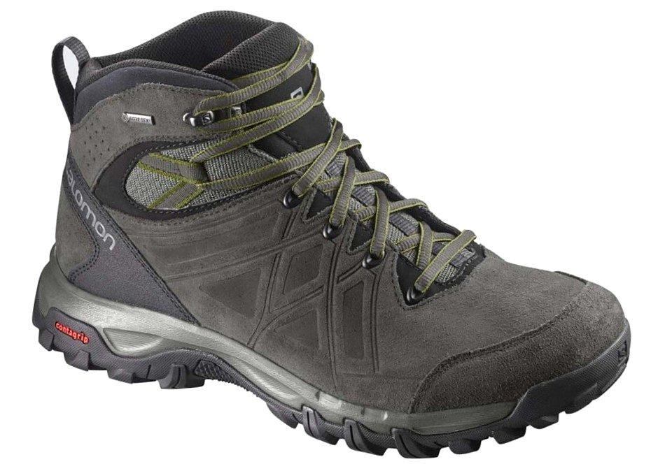 Buty trekkingowe Evasion 2 Mid Leather GTX Salomon sklep