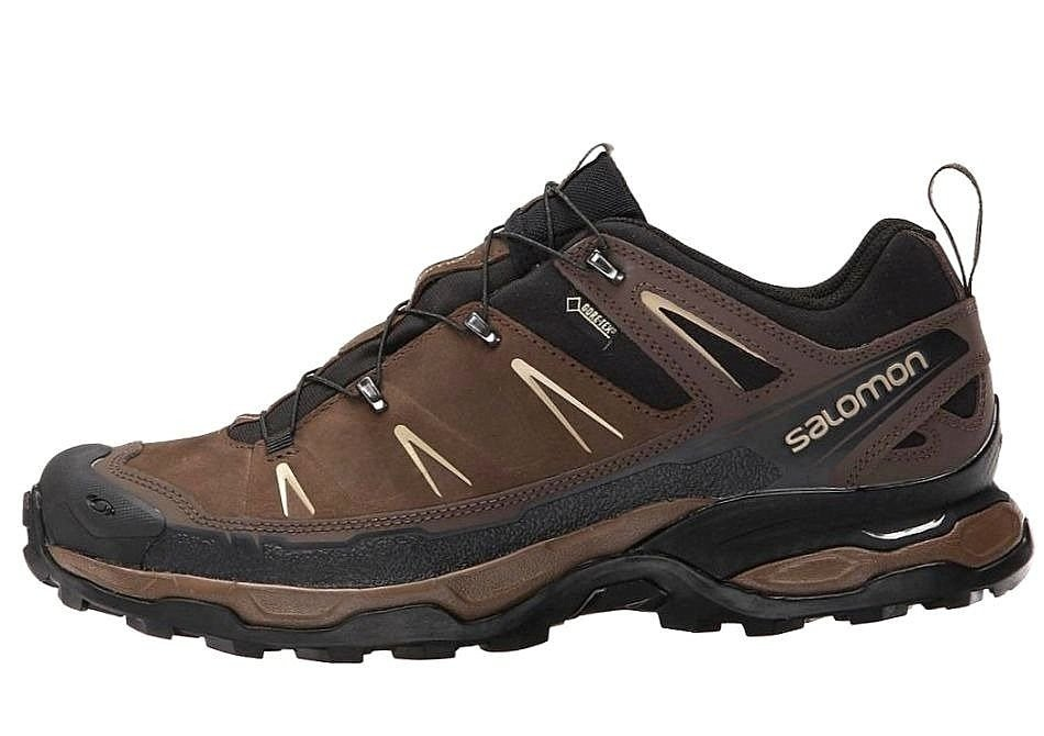 Salomon X Ultra Ltr Gtx Brown Sport Shoes Buy Salomon X