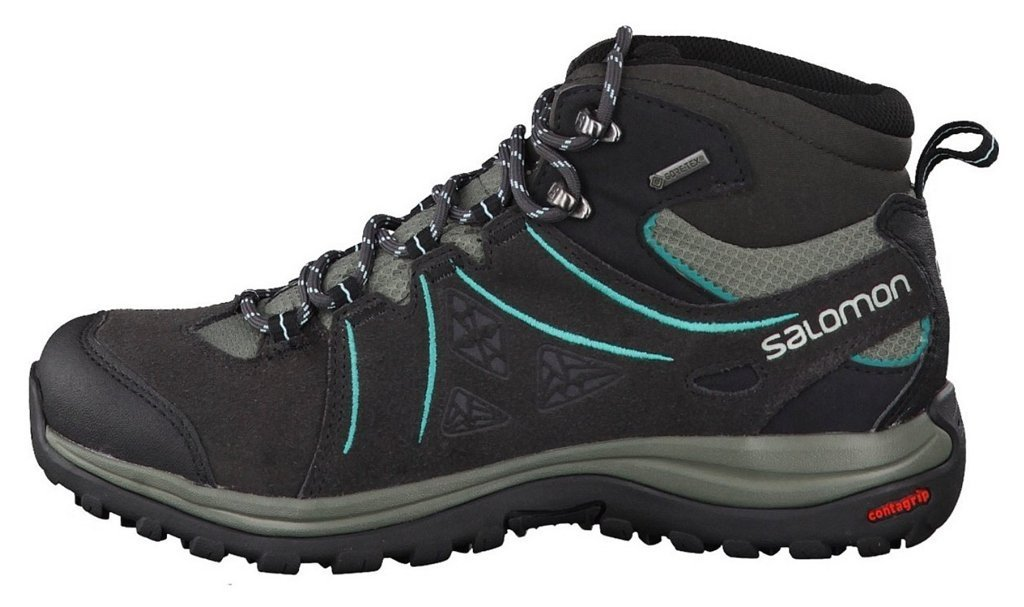 Buty trekkingowe Salomon ELLIPSE 2 MID LTR GTX GORE TEX (394735)