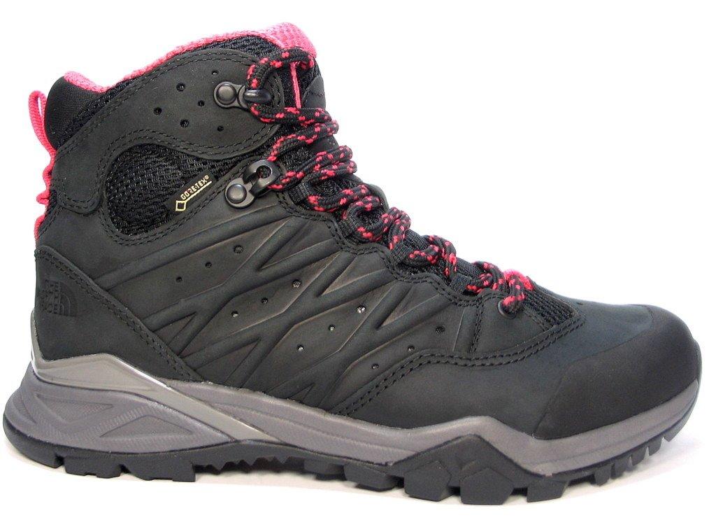 the nort face buty trekkingowe damskie z membraną