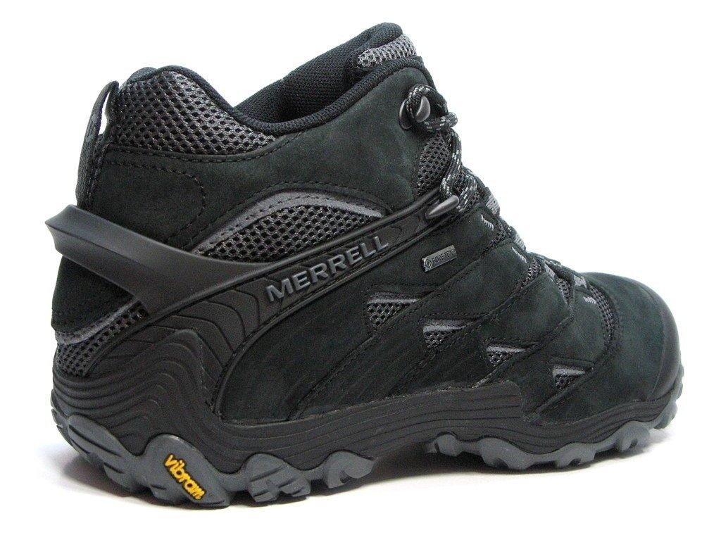 Buty trekkingowe męskie Merrell CHAMELEON 7 MID GTX Gore Tex (J98273)