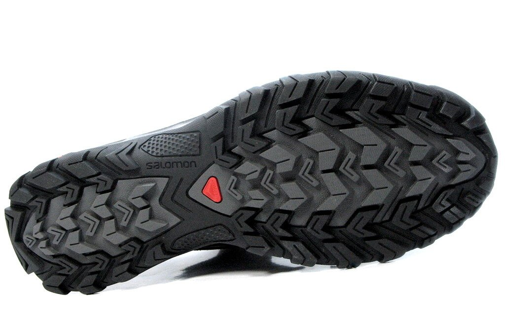 Details about Salomon Evasion 2 Aero Black Grey