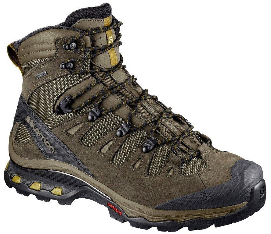 Buty trekkingowe męskie SALOMON QUEST 4D 3 GTX GORE TEX (401518)