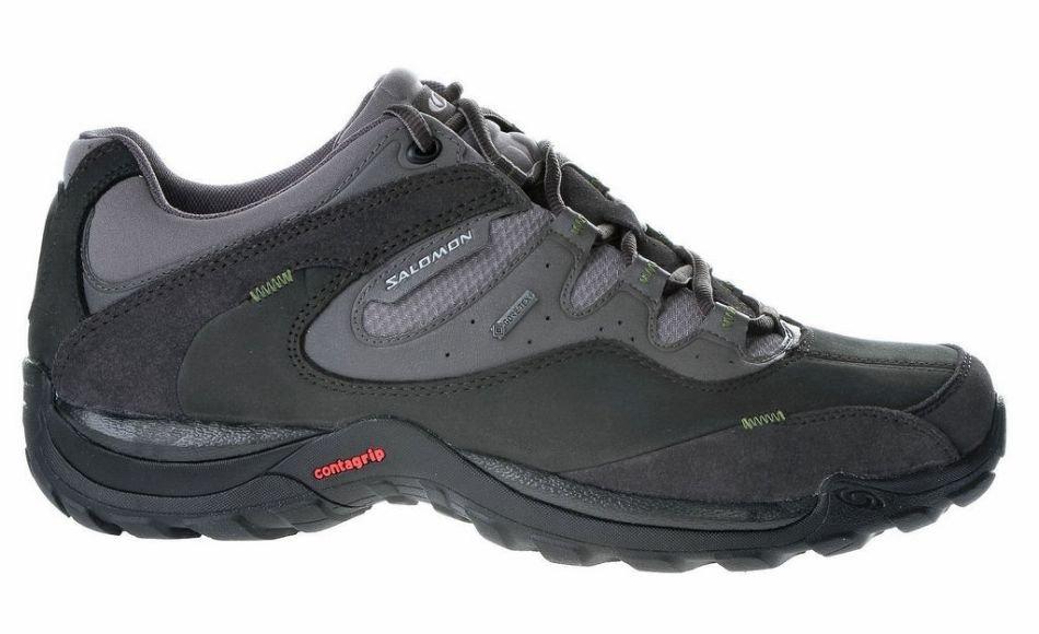 Salomon Elios 2 GTX, wodoodporne męskie buty trekkingowe