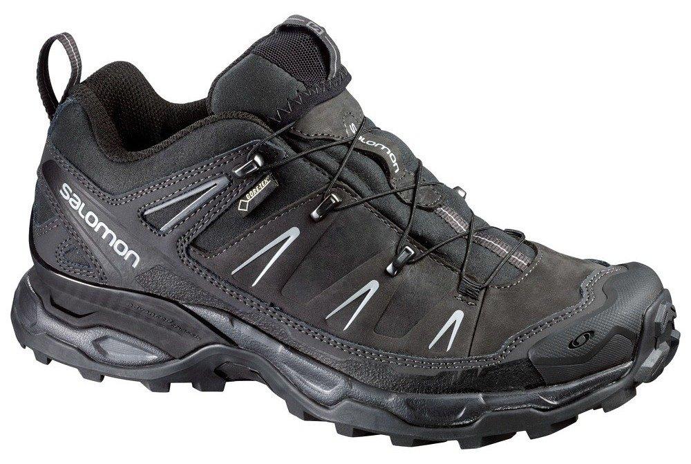 buty trekkingowe niskie męskie salomon