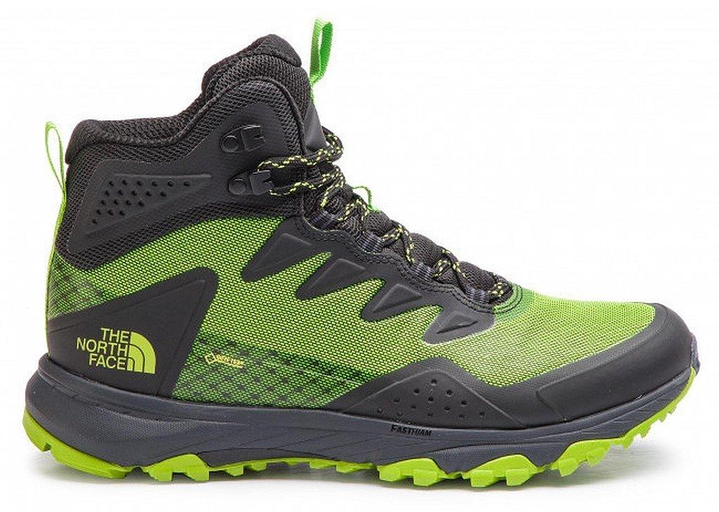 najlepsze ceny różne style najtańszy Buty trekkingowe męskie THE NORTH FACE ULTRA FASTPACK III MID GTX Gore-Tex  (T939IQCA9)