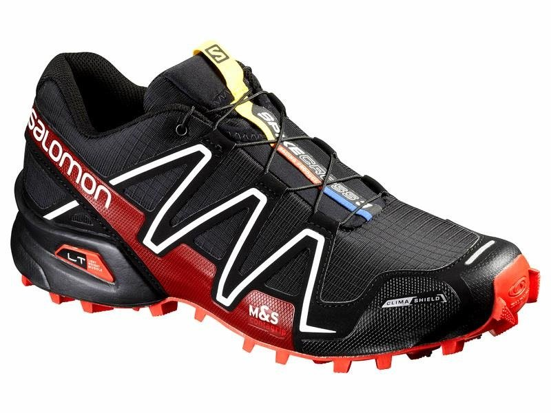 Buty z kolcami SALOMON SPIKECROSS 3 CS (383154) Speedcross