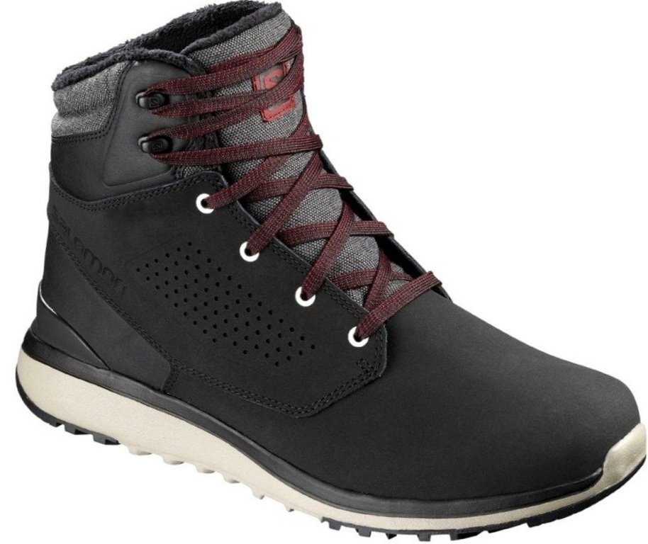 Buty zimowe SALOMON UTILITY WINTER CS WP (404725)