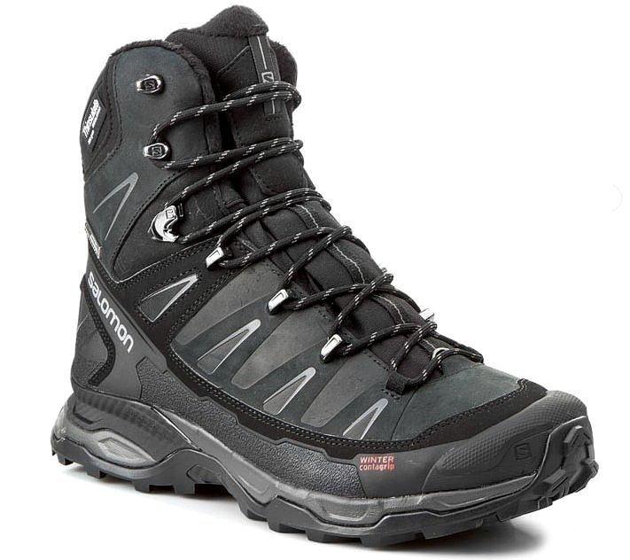 Salomon X Ultra Winter CS WP 2 Review (Best Winter Hiking Boots)