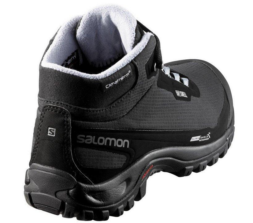 Buty zimowe damskie Salomon SHELTER CS WP (376873)