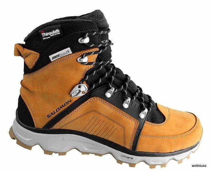 Buty Salomon Switch 2 TS CS WP 366433