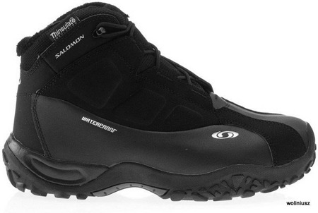 BUTY SALOMON AVO WATERPROOF (100962)