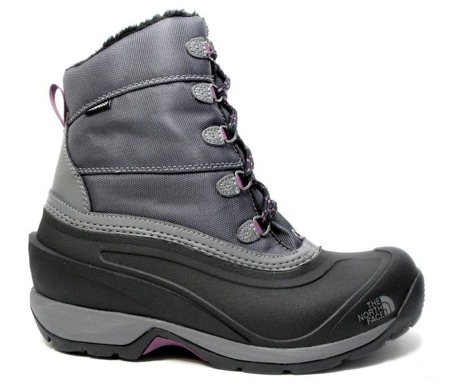 Buty zimowe damskie THE NORTH FACE CHILKAT III  NYLON (T0CM70QH4)