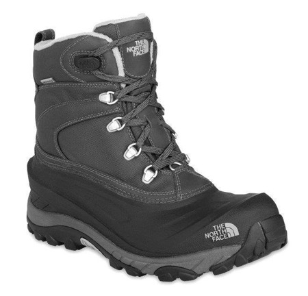 Buty zimowe męskie THE NORTH FACE CHILKAT II  NYLON (T0CM58V7A)